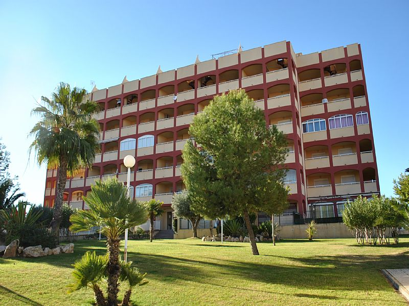 Apartment in Spain, La Mata: Apartment Building