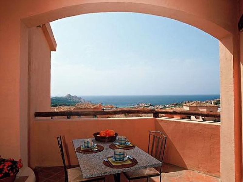 Apartment in Italy, Li Canneddi: Every Apartment Has A Great Sea-View Terrace Furnished For Alfres..