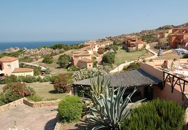Cottage for 4-6 On The Costa Paradiso, With Outstanding Sea Views