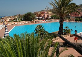 Costa Paradiso Cottage For 4-6 With Many Sport/Leisure Amenities