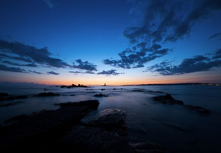Apartment in Canneddi, Sardinia: Beautiful Evening Light Over The Sea