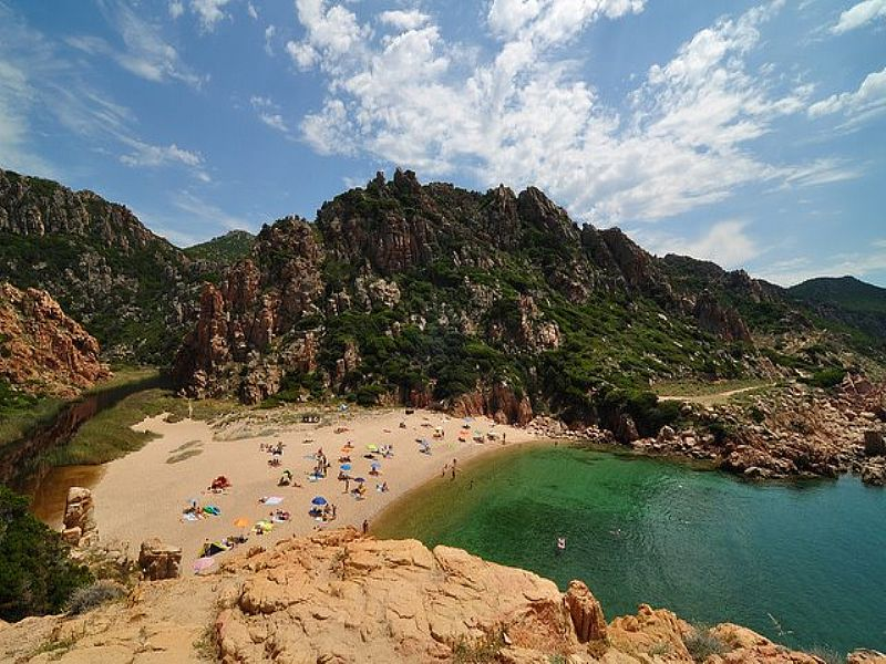 Apartment in Italy, Li Canneddi: Many More Sandy Beaches And Rocky Coves To Explore Nearby