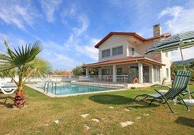 Villa Crescent Dalyan