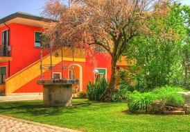 Countryhouse near Venice in the green quiet