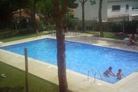 Apartment in Spain, Palamos: The swimming pool