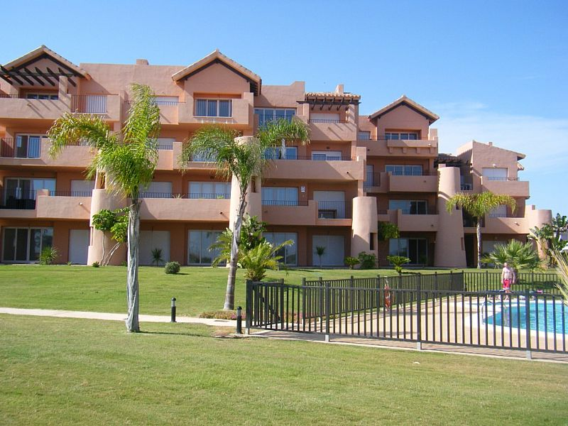 Apartment in Spain, Mar Menor Golf Resort (Polaris World): View from Golf Course