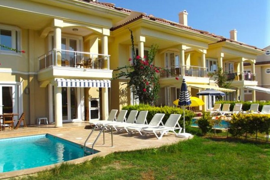 Owners abroad Holiday Villa in Calis Beach Fethiye with private pool-Pearl 8
