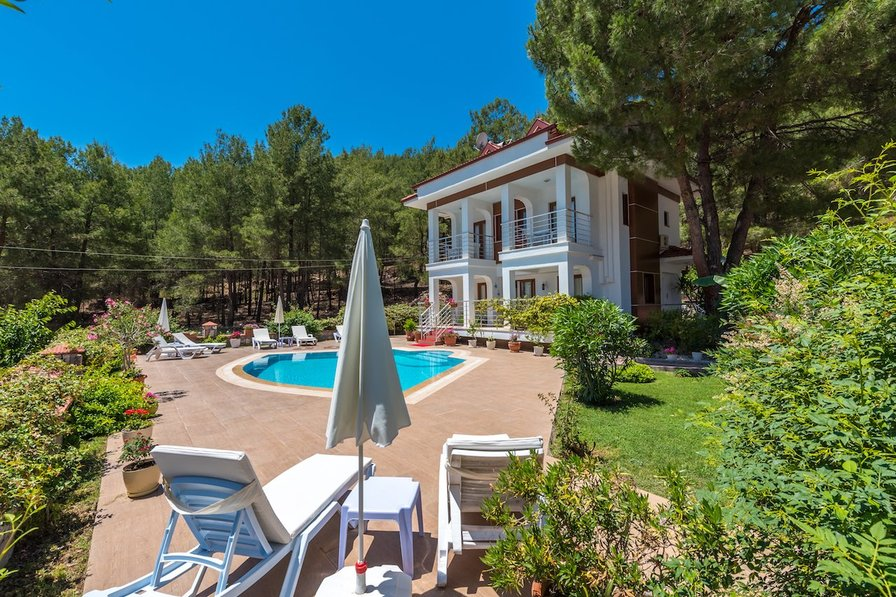 Villa in Turkey, Hisarönü