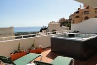 Apartment in Spain, Calahonda: Terrace and Jacuzzi