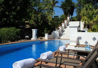 Villa in Spain, Benahavis: Pool