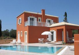3 BED VILLA WITH PRIVATE POOL SLEEPS 6 - 10, KEFALONIA, GREECE