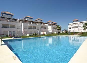 Villa in Spain, Los Flamingos: External view of the Platinum Heights Villa