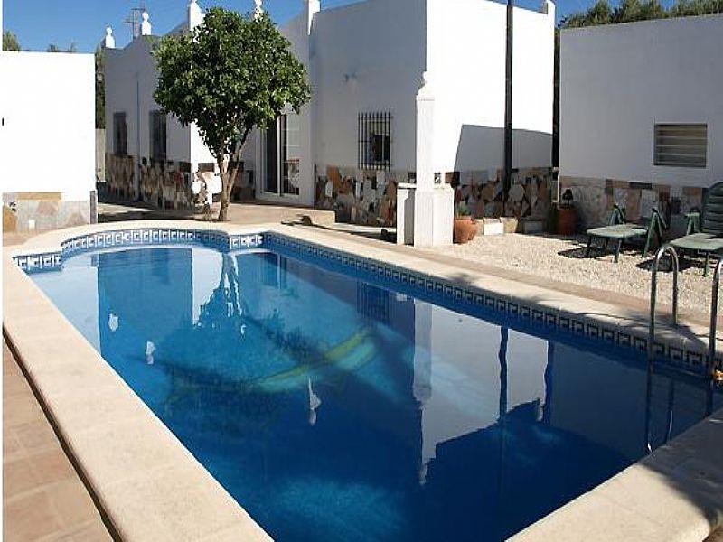 Villa in Spain, Pago del Humo: POOL