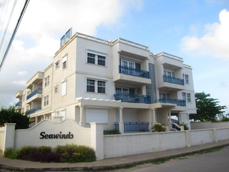 Apartment in Barbados, Silver Sands: Seawinds - Outside View
