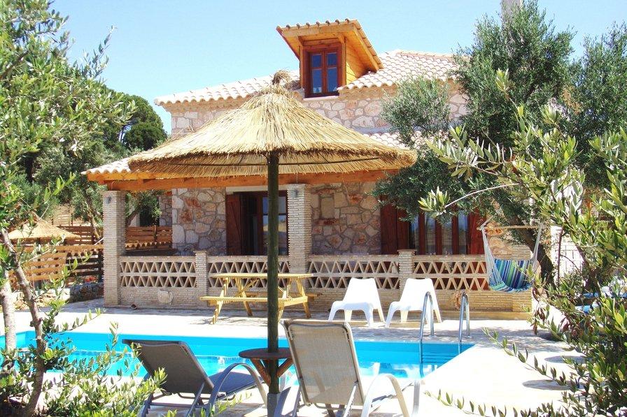 Villa in Greece, Vasilikos