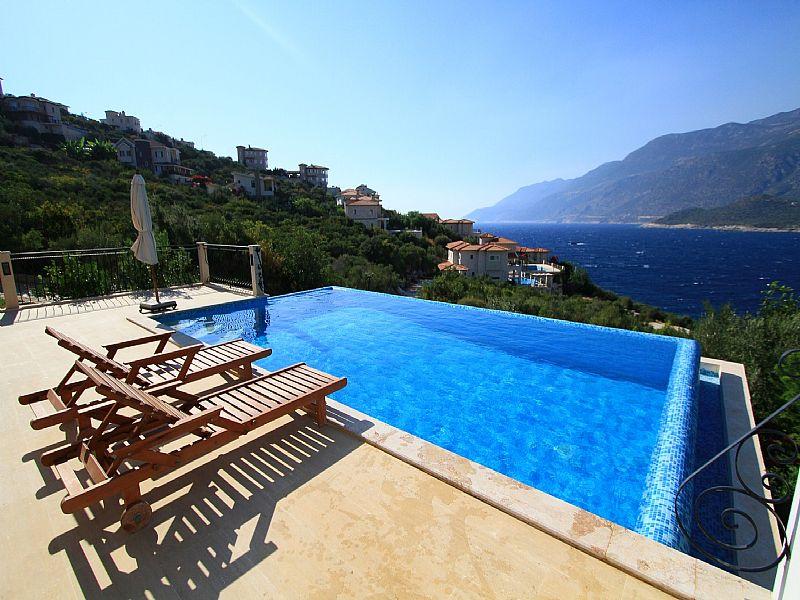 Villa in Turkey, Kas