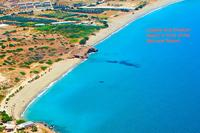 Penthouse_apartment in Greece, Makri Gialos: Great beaches in front of the resort with very idylli..