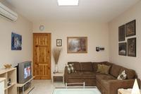 Apartment in Malta, Bugibba: Living room