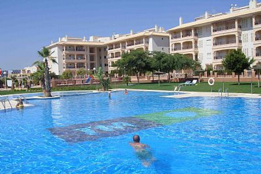 Apartment To Rent In Playa Flamenca Spain With Pool 86174