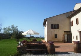 San Gimignano - Villa Chestnut - Apartment Blue - 2 pax