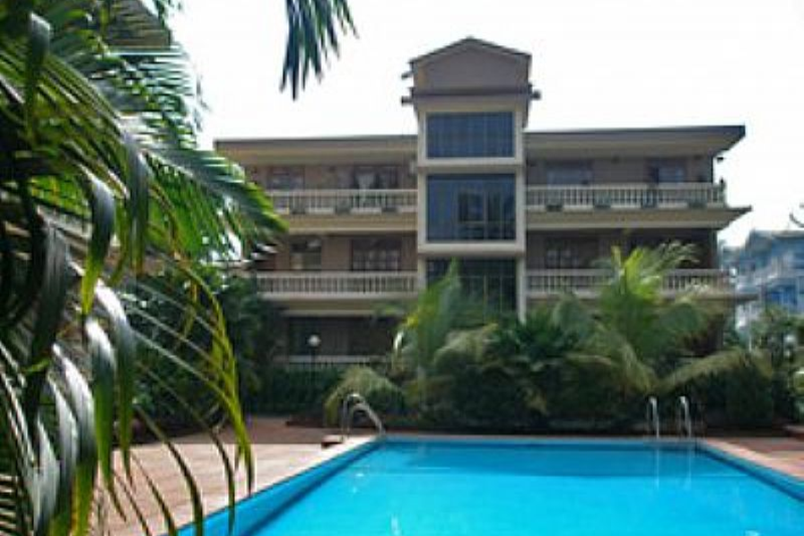 Owners abroad Penthouse Apartment in Candolim