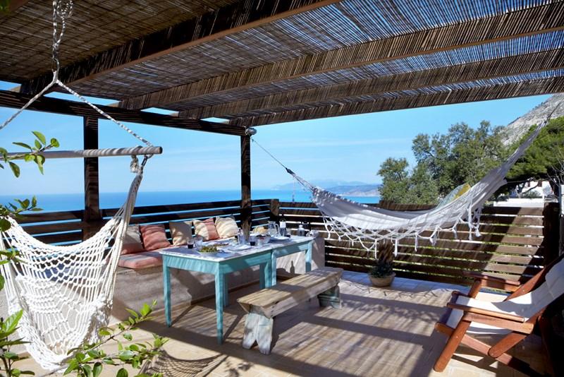 Villa in Greece, Fiscardo: relaxing