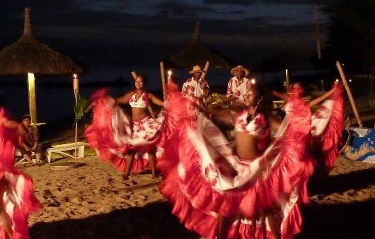 Studio apartment in Mauritius, Trou Aux Biches: Sega Dance
