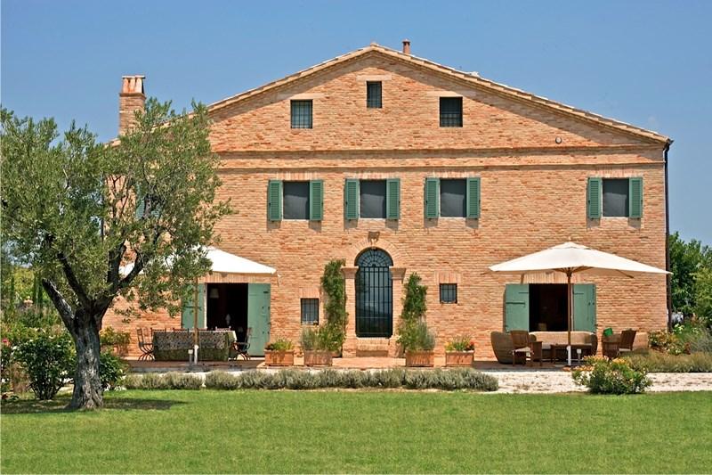 Villa in Italy, Marche
