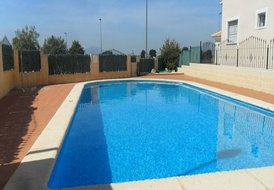 BEAUTIFUL VILLA  WITH COMMUNAL POOLl, AIR CON , ENGLISH  TV,WF