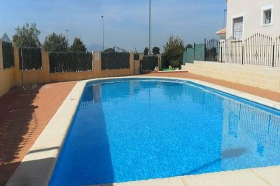 Owners abroad BEAUTIFUL VILLA WITH COMMUNAL POOLl, AIR CON , ENGLISH TV, W-F.