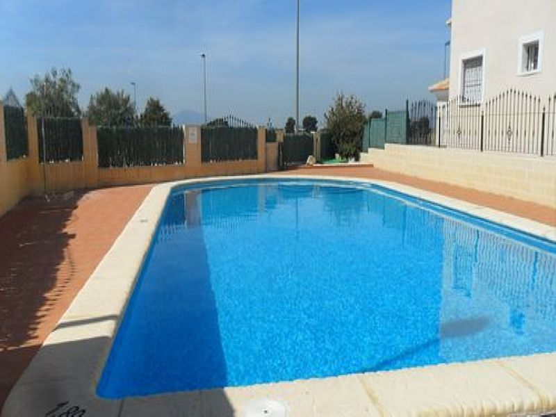 Villa in Spain, Marina-Oasis: communal pool free to use