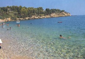 Scopello Area -  Villa Nico - 7 pax