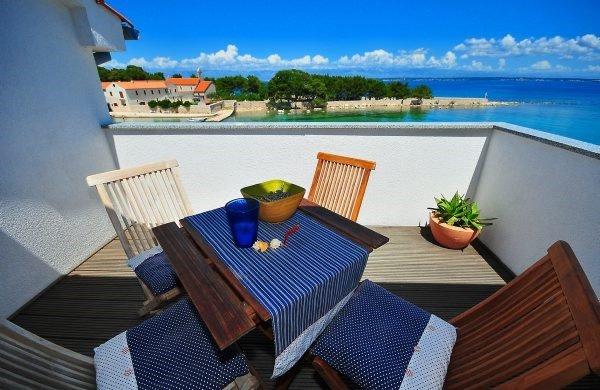 Penthouse apartment in Croatia, Ugljan