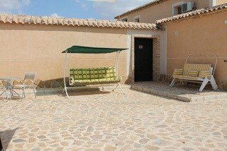 Owners abroad PINOSO peaceful & tranquil valley (Apartment No1.) Sleeps 2 to 3