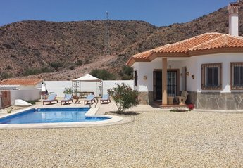 Villa in Spain, Arboleas: outdoor