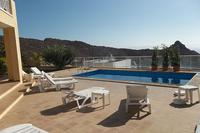 Villa in Spain, Playa de las Americas: Private terrace with heated pool