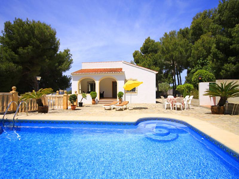 Villa in Spain, Javea Arenal