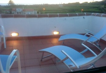 Villa in Portugal, Terceira Island: Balcony Room 3 (upper room)