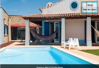 Villa in Portugal, Areias: swimming pool