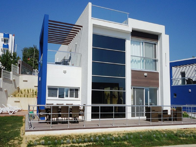 Villa in Turkey, Silver Sand Beach: Seaside View