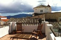 Village_house in Spain, Almanzora: mountain views from the rooftop terrace