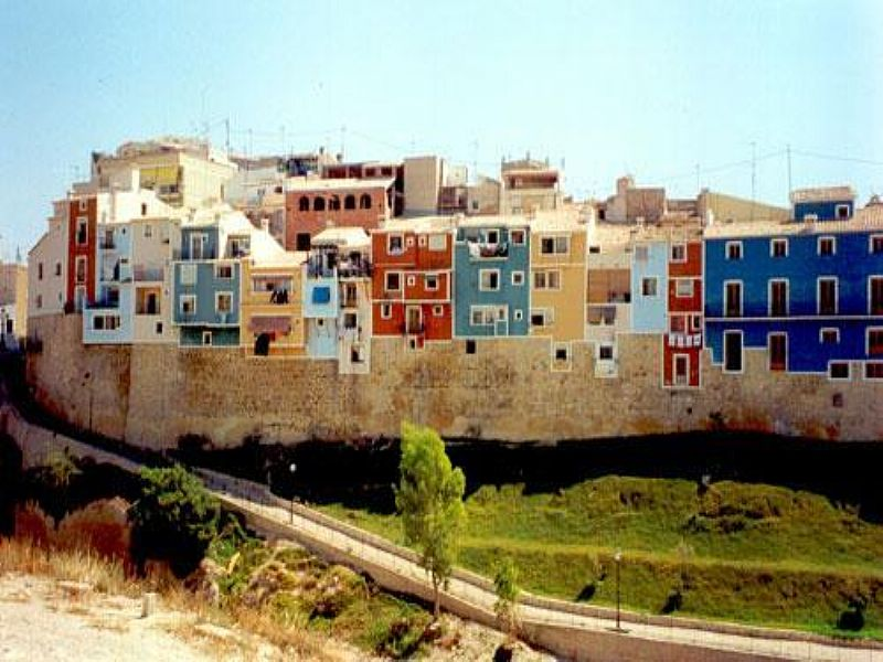 Villajoyosa Spain  City new picture : Bedroom Apartment, Villajoyosa, Alicante
