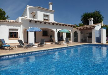 3 bedroom Villa for rent in Javea