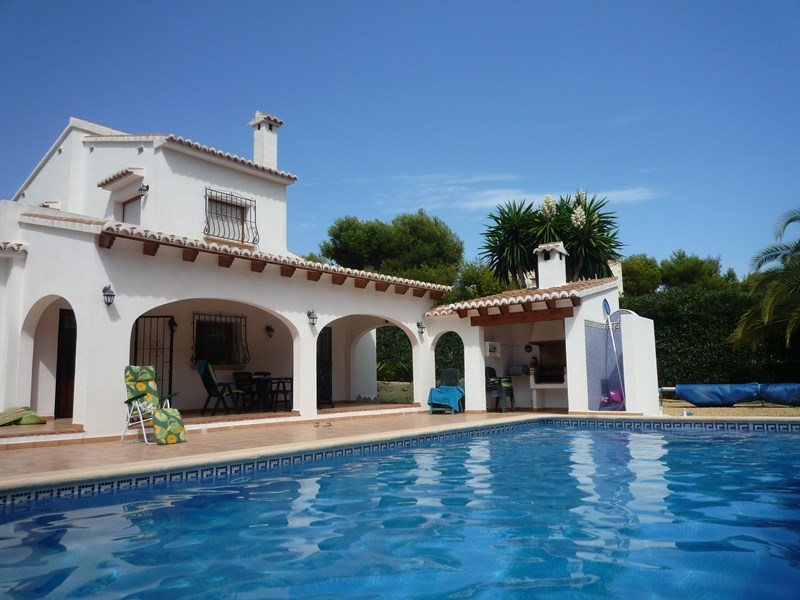 Villa in Spain, Balcon al Mar