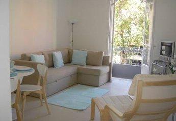 Apartment in France, Liberti-Albert 1er: Hugo Park 102 - Dining & Lounge area