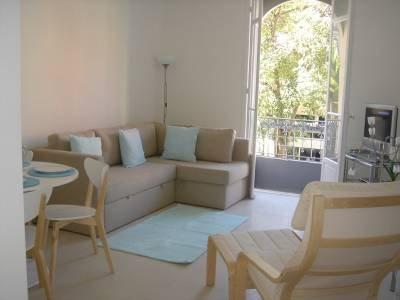 Apartment Hugo Park 102, Central Nice, France 2016
