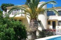 Villa in Spain, Moraira Town: Villa Tallakim, Moraira, Costa Blanca, Spain