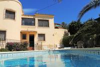 Villa in Spain, Moraira Town