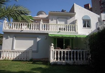 4 bedroom Villa for rent in Benidorm