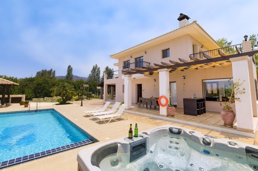 Owners abroad Villa Leni- Argaka - Polis